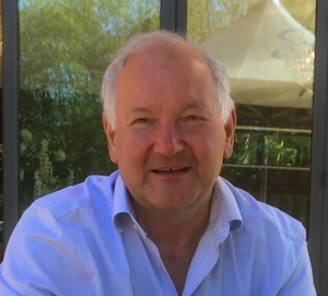 British English voiceover and medical voiceover specialist Piers Bishop